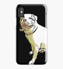 Gannon iPhone Case