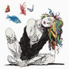 Delirium The Sandman Vertigo Comics by EstebanEmmaBROS ArrRodgz