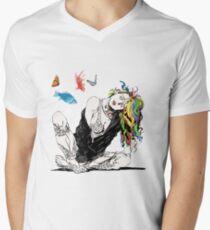 Delirium The Sandman Vertigo Comics Men's V-Neck T-Shirt