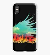 In Flying Colours iPhone Case/Skin