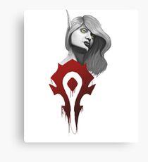Blood Elf - Horde Canvas Print