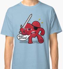 Heart Attack Classic T-Shirt