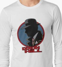 Dixon Hill is on the case Long Sleeve T-Shirt