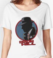 Dixon Hill is on the case Women's Relaxed Fit T-Shirt