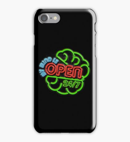 Grand Opening iPhone Case/Skin