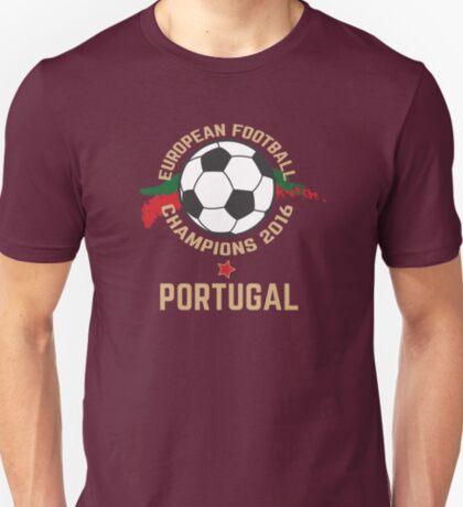 Portugal Euro 2016 Champions T-Shirts etc. ID-8 T-Shirt