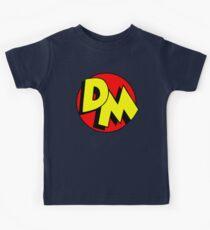 Initial Logo : Danger Mouse Kids Tee