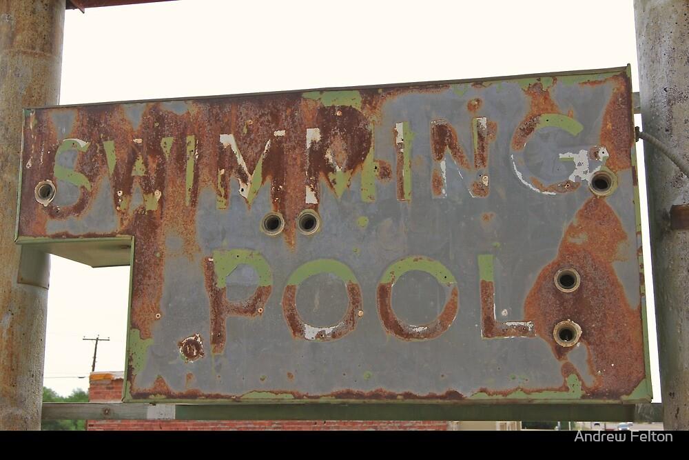 Swimming Pool by Andrew Felton