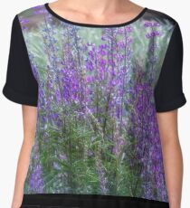 Color in the High Desert Chiffon Top