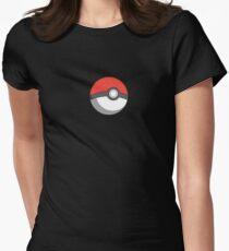 Pokeball 2016 Womens Fitted T-Shirt