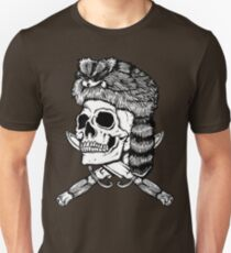 Coonskin Cap and Bowie Knives T-Shirt