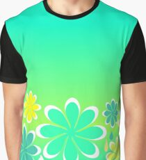 Friendly flowers Graphic T-Shirt