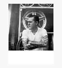 Brian Fallon Black & White Photographic Print