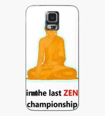 Zen gold medal  Case/Skin for Samsung Galaxy