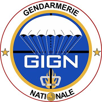 GIGN France Special Forces by rambotees