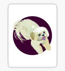 ShihTzu of Happiness  Sticker