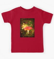 Magical Fairy Toadstool Kids Clothes