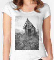 Vacant Women's Fitted Scoop T-Shirt