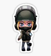 IQ Chibi Sticker