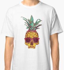 Skull Pineapple Classic T-Shirt