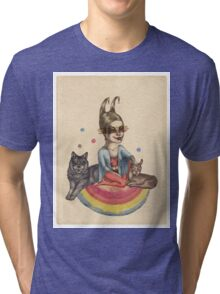 My little circus Tri-blend T-Shirt