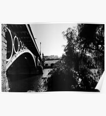 Seville - Triana bridge Poster