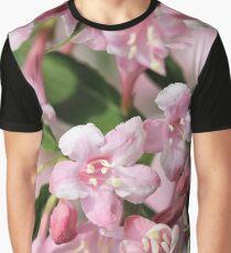 Playful Pinks Graphic T-Shirt
