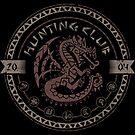 Hunting Club by Paula García