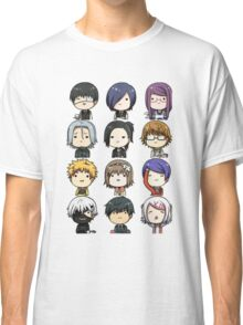 Tokyo Ghoul: characters Classic T-Shirt