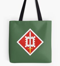 18th Engineer Brigade (United States) Tote Bag