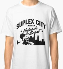 Suplex City - Fight Shirt Classic T-Shirt