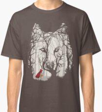 Little Red Woods Run Classic T-Shirt