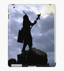 Huayna Capac Inca King iPad Case/Skin