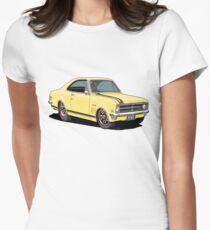 Munro Monaro  Women's Fitted T-Shirt