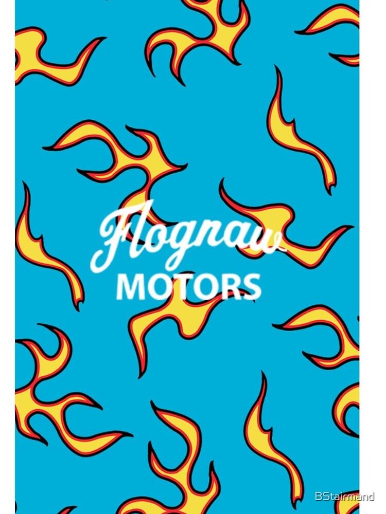 Flognaw Motors Flammenfall GOLFWANG von BStairmand