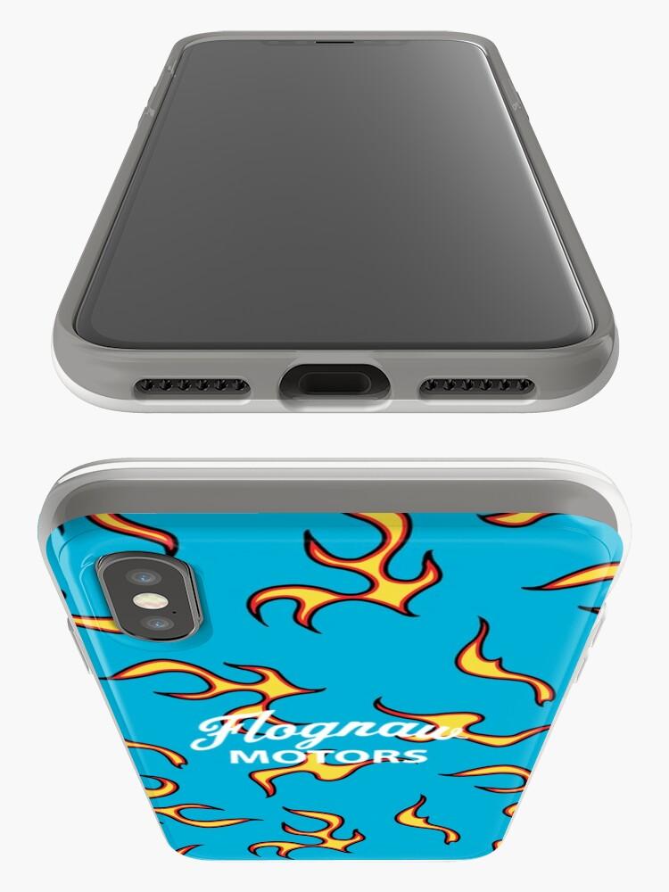 Alternative Ansicht von Flognaw Motors Flammenfall GOLFWANG iPhone-Hülle & Cover