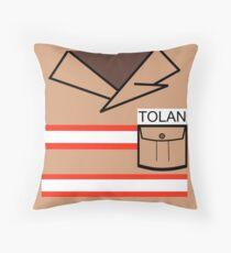 GB Tolan Throw Pillow