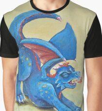 Dragon Roar Graphic T-Shirt