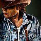 Just Another Cowboy by Susan  Bergstrom
