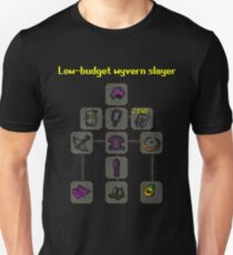 Low-budget wyvern slayer build T-Shirt