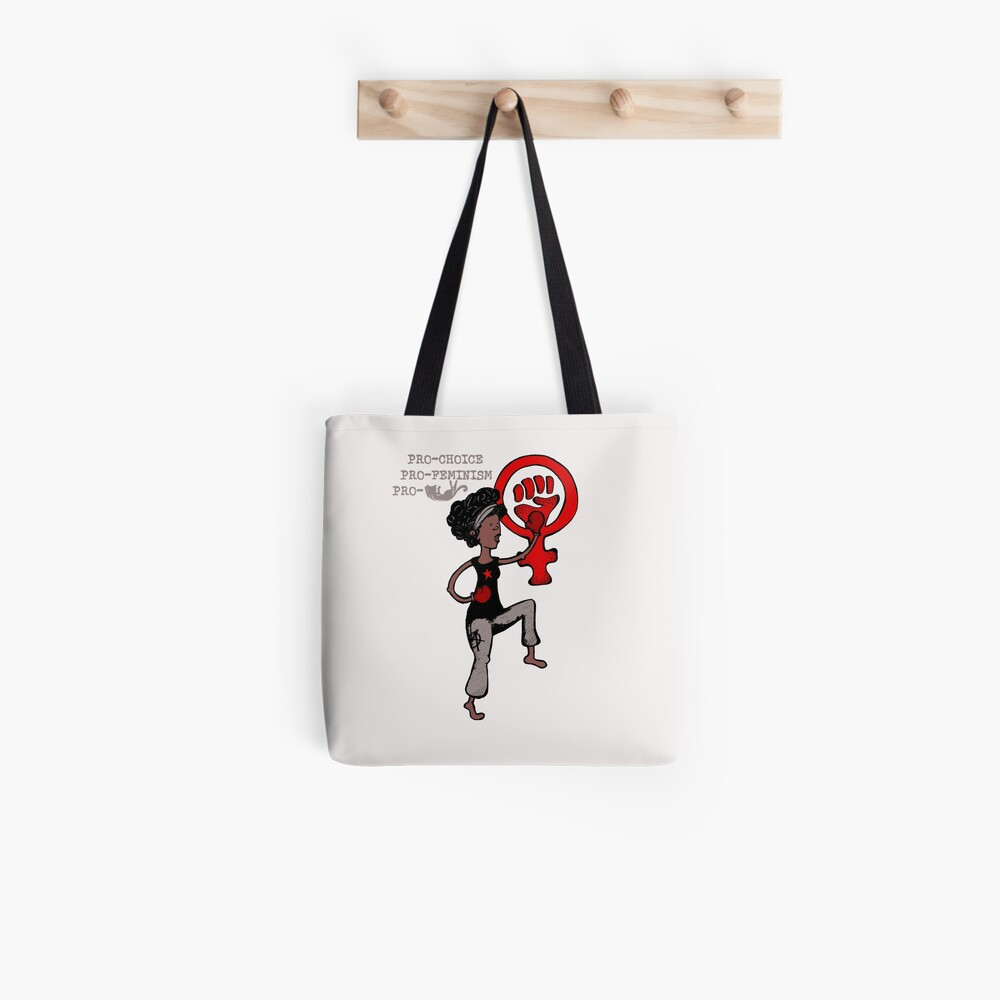 Juliette Feminist woman Tote Bag