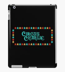 CIRCUS CHARLIE - CLASSIC 80s ARCADE GAME iPad Case/Skin