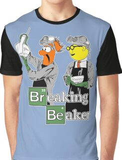 Breaking Beaker Graphic T-Shirt