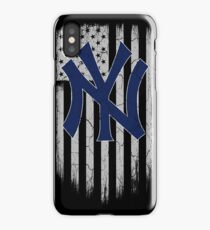 Yankees USA Flag iPhone Case