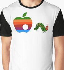 Very Hungry for Apple Graphic T-Shirt