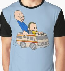 Jesse & Mr White Graphic T-Shirt