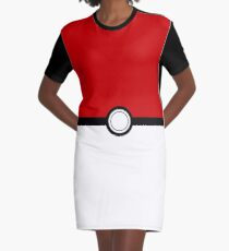 POKEMON POKEBALL - POKEMON GO Graphic T-Shirt Dress