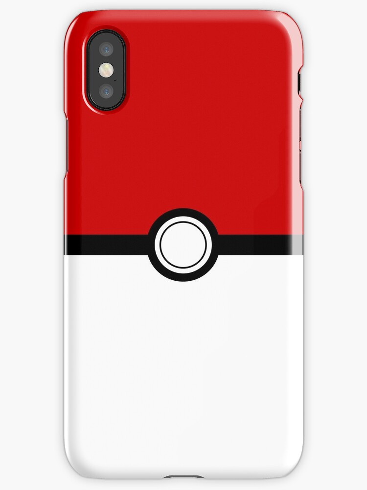pokemon blue iphone quot pokeball go quot iphone cases amp covers by 12786
