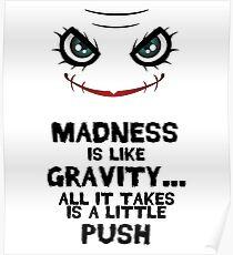 Gravity (CHIBI) Poster