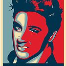 Elvis The King by logoloco
